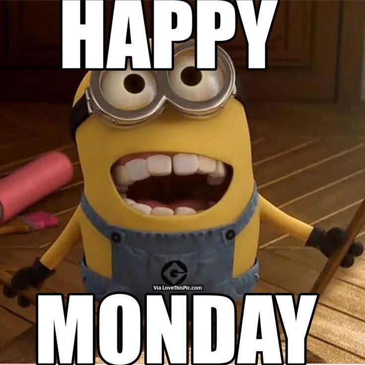 Minion Monday Quotes: Happy Monday Monday Minion Monday Quotes Happy Monday