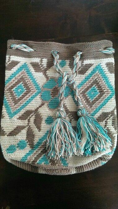 prachtige tas gemaakt door Marie-Jose Helle-Willemsen