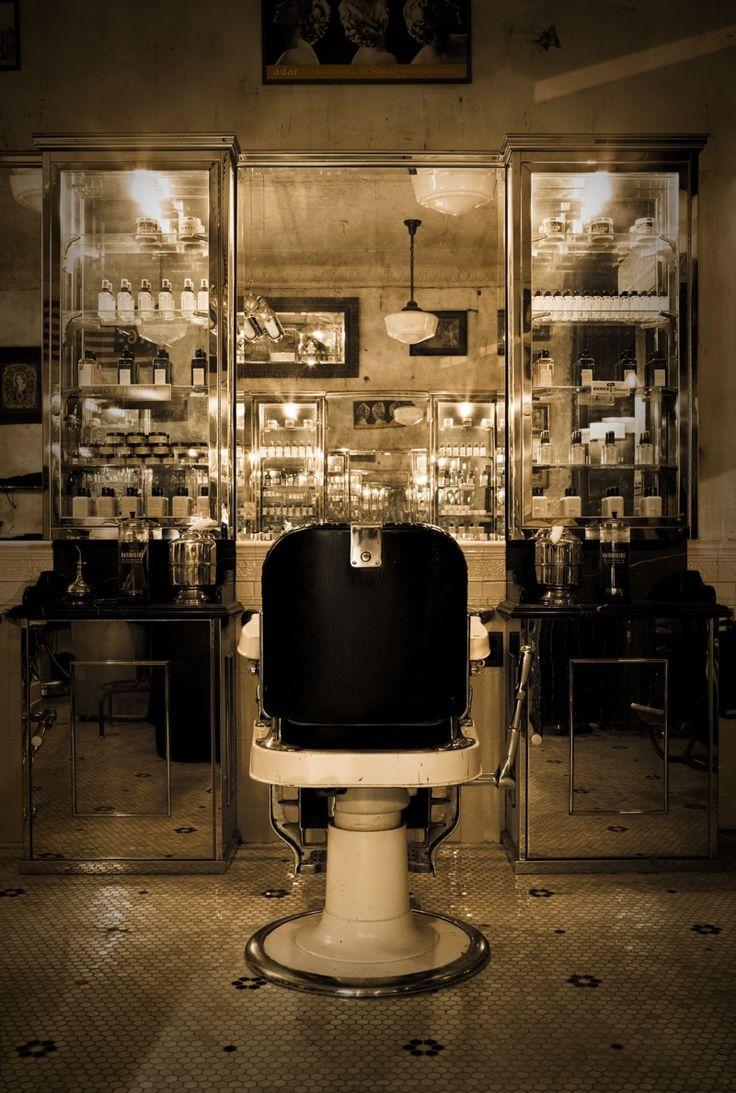 Barber shop ideas - Classic Barbershop