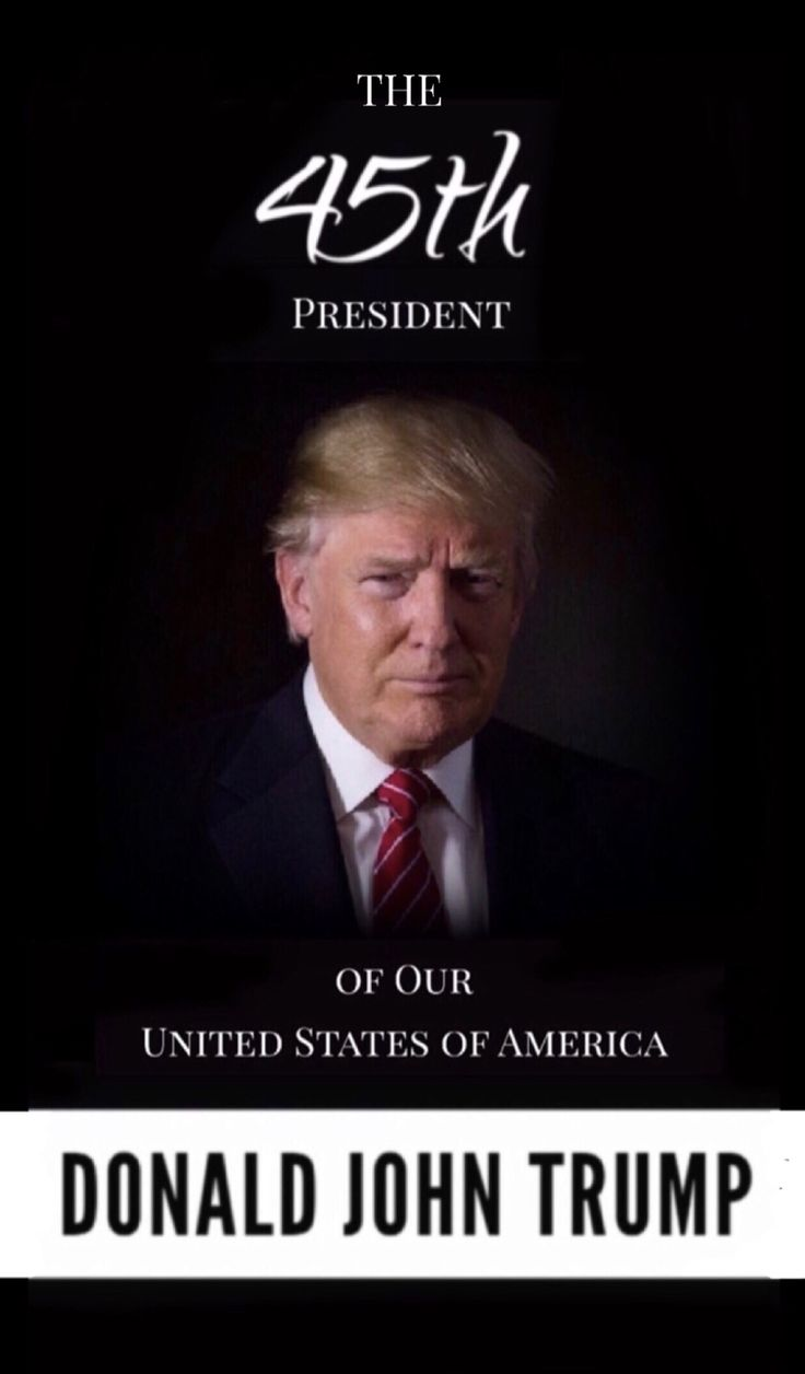 The 45th President of Our United States of America . . . Donald John Trump smart watches - http://amzn.to/2ifqI9j