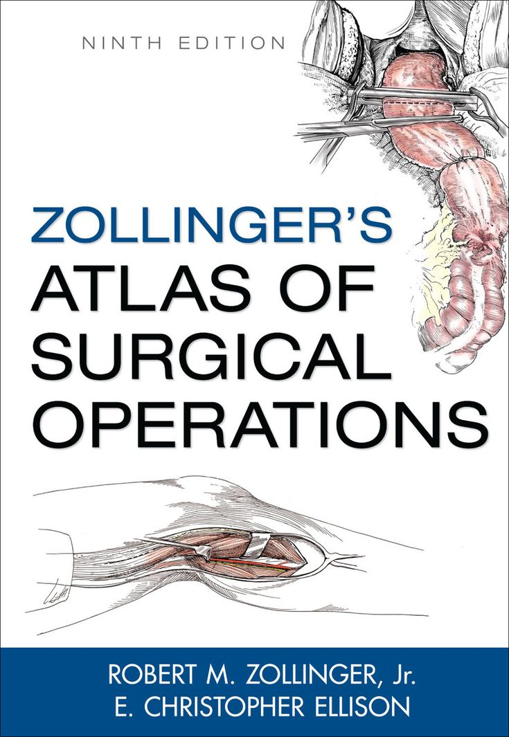 Zollinger's Atlas of Surgical Operations (eBook) 15dc4a573f37a46baec58d51a1f388a0
