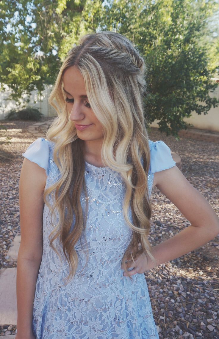 Homecoming Hairstyles For Long Thick Hair - Prom is just around the corner and every girl wants princess worthy hair to match her perfect dress here are four tips to your perfect prom hairstyle