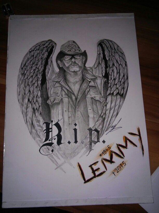 Lemmy R.i.p...