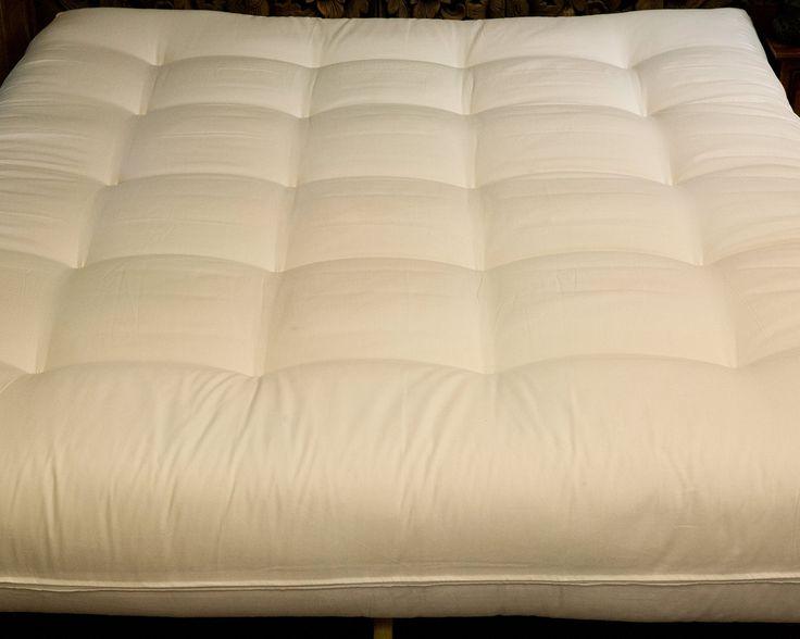 Cotton Cloud Futons Alberta Style Deluxe And Foam Core California King Size Futon