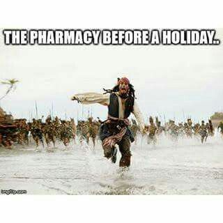 Pharmacy humor