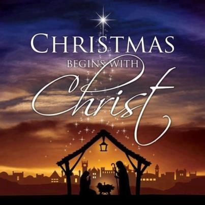 Christmas Begins With Christ Pictures, Photos, and Images for Facebook, Tumblr, Pinterest, and Twitter