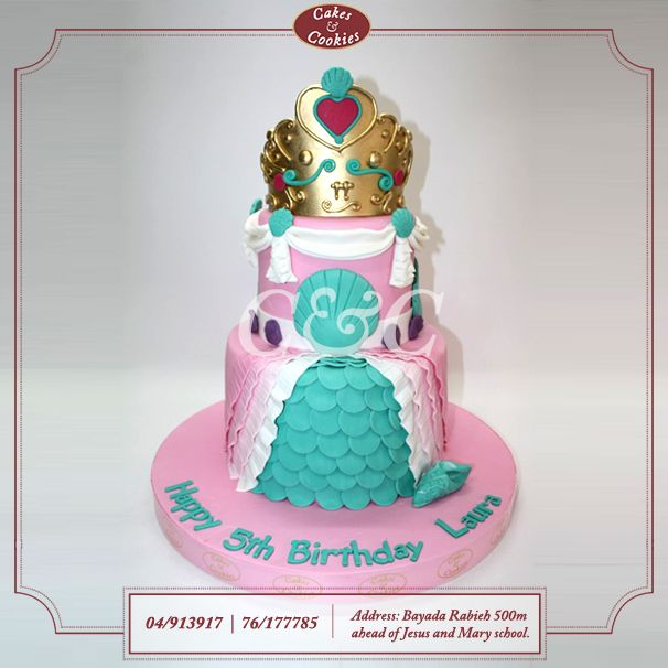 ... Lebanon  Birthday Cakes For Kids  Pinterest  Princesses