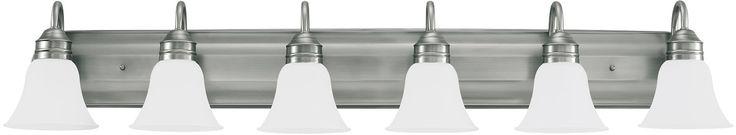 0-006069>Gladstone 6-Light Bath Vanity Antique Brushed Nickel