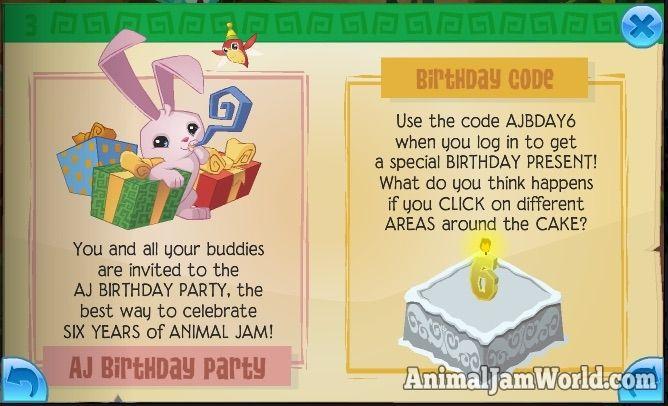 Lemurs are Coming & Sir Gilbert's Palace animal-jam-aj-birthday-party  #AnimalJam #News http://www.animaljamworld.com/lemurs-coming-sir-gilberts-palace/