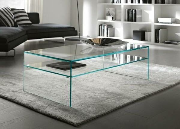 Pin 7: It is very common to have a glass table for gives a elegant looks and also easy to clean.
