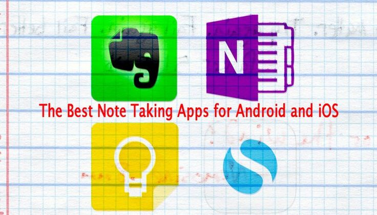 Enjoy the five best apps for taking notes for your Android or iOS device. Create notes where you can add audio and video to your creations.