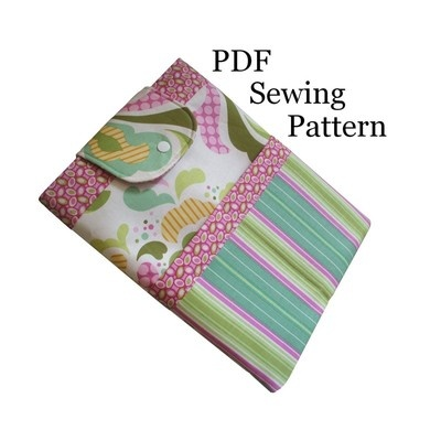 iPad Cover / Sleeve Sewing Pattern