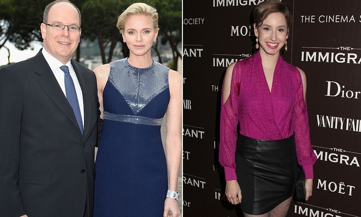 Prince Albert skipped his daughter's graduation to attend fashion show