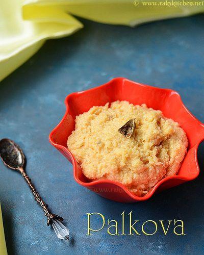 how to make palkova step by step
