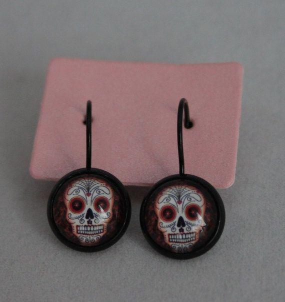 Hoi! Ik heb een geweldige listing op Etsy gevonden: https://www.etsy.com/nl/listing/514060231/mexicaanse-glas-oorbellen-skull-schedel