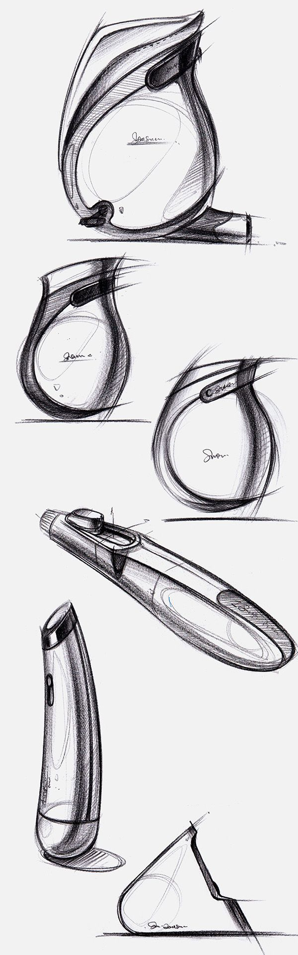 Industrial design sketches furniture - Sketch Practice On Behance Product Design