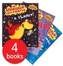 The Dinosaur That Pooped... Collection - 4 Books - Collection - 9781782957386 - Tom Fletcher & Dougie Poynter