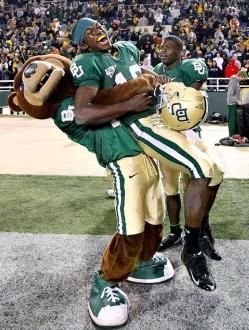 What can I say? I'm inspired by a lot of things. RGIII and the Bears have inspired many things in my life. Sic 'Em!