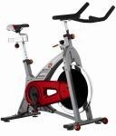ABILICA  Spinningcykel Top Spin  Spinningcykel med 22 kg svänghjul, remdrift och SPD pedaler    6 450 kr