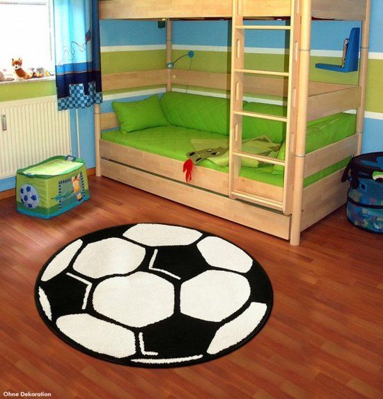die besten 25 fussball teppich ideen auf pinterest kinderteppich rund kindergarten teppiche. Black Bedroom Furniture Sets. Home Design Ideas