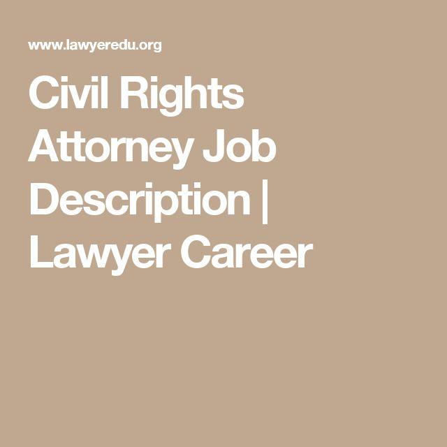 Civil Rights Attorney Cover Letter Cvresumeunicloudpl