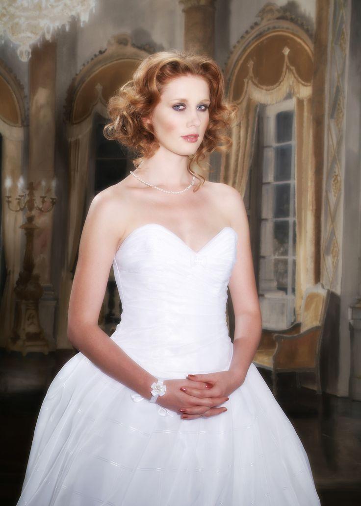 #PatrickCameron Pure Collection 2007 #Bridal Hair http://www.patrick-cameron.com