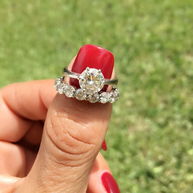 @the_diamonds_girl Engagement Ring - An Expose