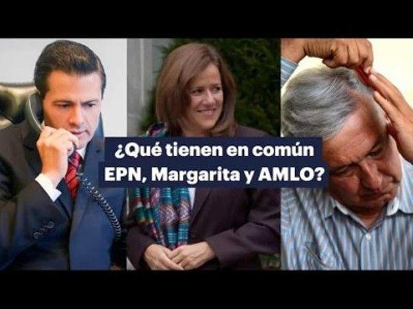 ÍNDICE POLÍTICO: Memes de AMLO, EPN y Margarita ¡en 14 minutos!