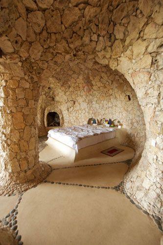 Stone Vaults,Elie Mouyal, Marrakech, Morocco, Africa chambre enfant