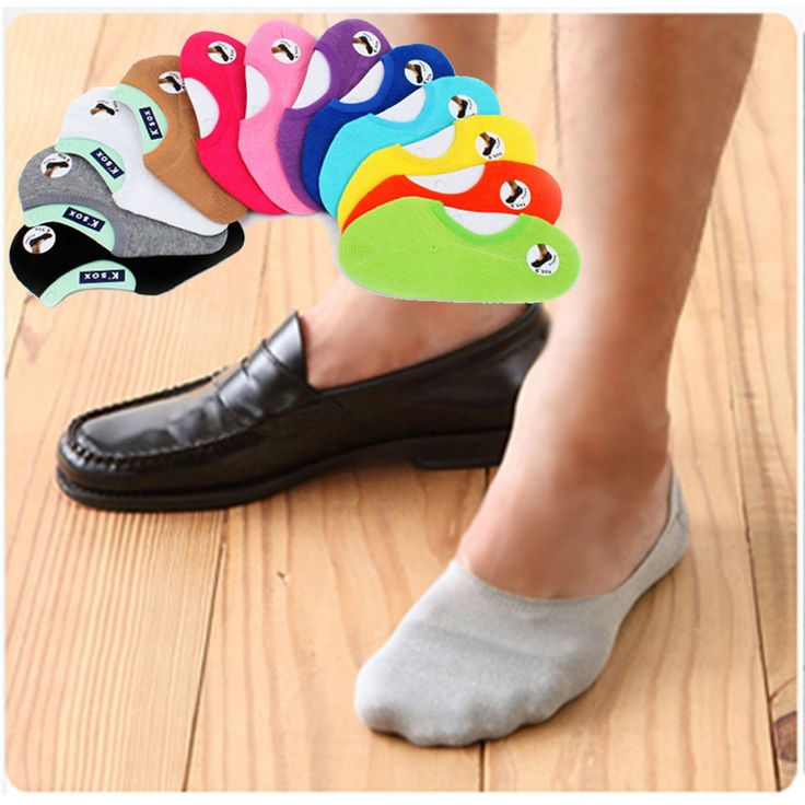 CHOICE [No-Show Loafer Socks] !!  Men Women's Cotton Hidden Socks  KI KG MC  #ggorangnae #Casual