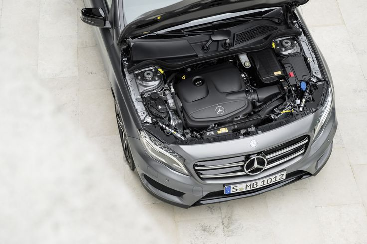 The 2015 Mercedes-Benz GLA delivers 258 pounds/foot of torque. Enter for a chance to win here: www.ktla.com/GLA.