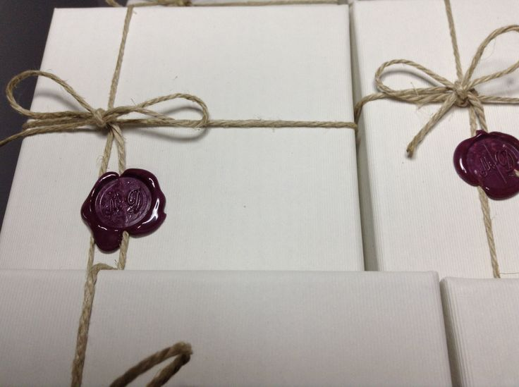 Wedding box (Invitation inside)