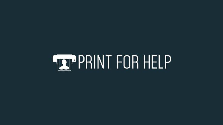 Print For Help - HP by FCD Brasil
