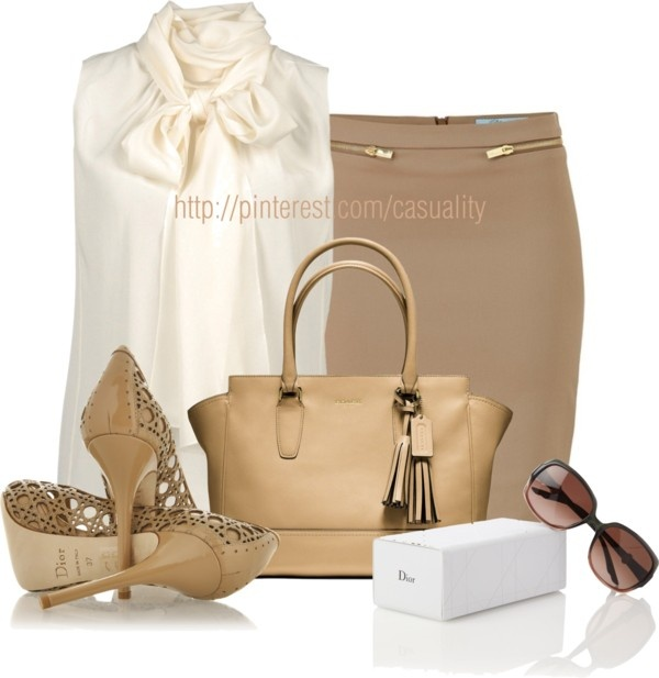 """""""Christian Dior"""" by casuality on Polyvore"""