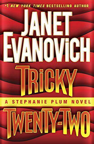 Tricky Twenty-Two: A Stephanie Plum Novel by Janet Evanovich http://www.amazon.com/dp/0345542967/ref=cm_sw_r_pi_dp_lJWQvb0EQPBC3