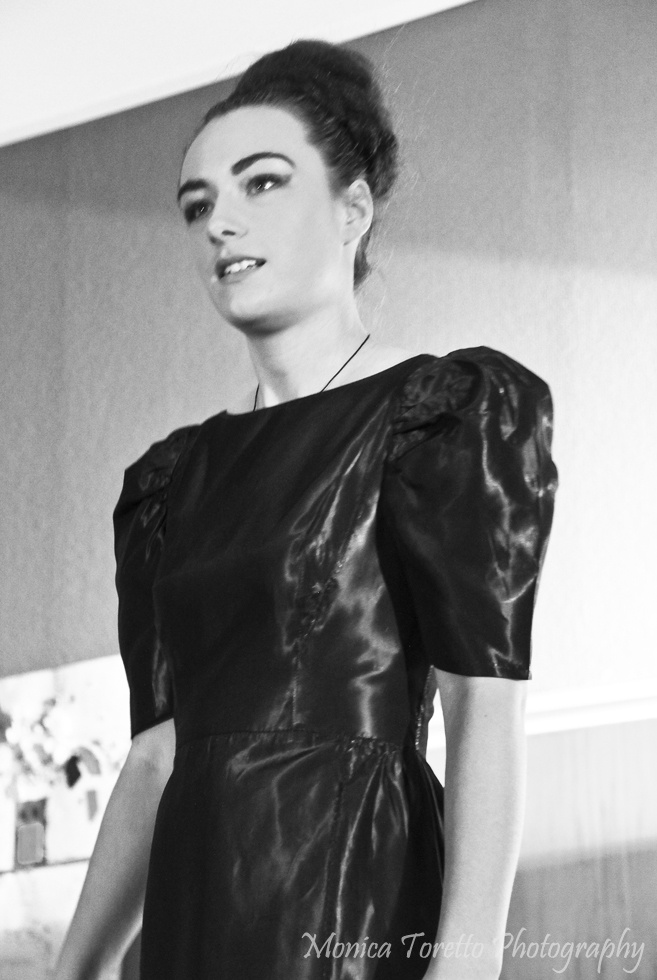 Upcycle Fashion Show was held in Invercargill on June 14, 2013.