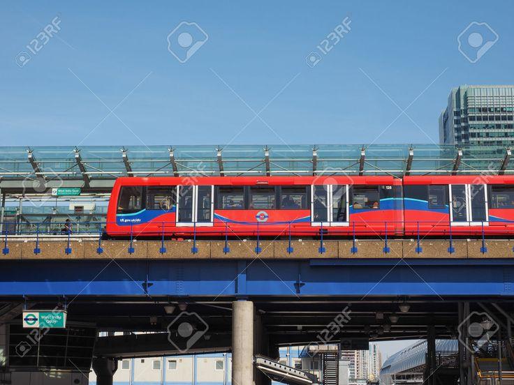 Image result for docklands light railway