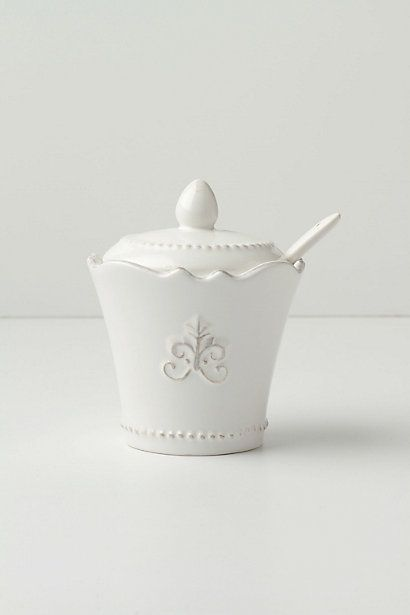 Cute sugar pot