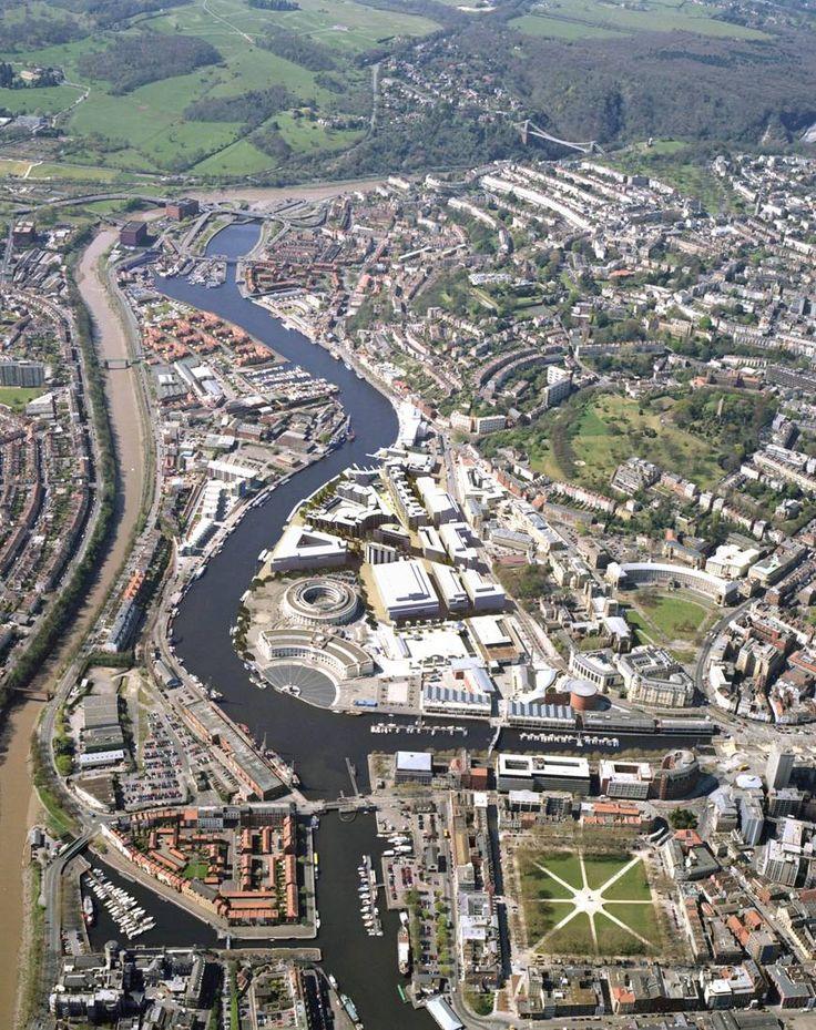 Bristol harbourside landscape architecture by bath based for Landscape architects bath
