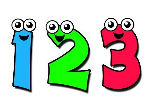 """""""Numbers Counting to 10 Collection Vol. 1"""" - Kids Learn to Count, Baby Toddler Songs, Nursery Rhymes - YouTube"""