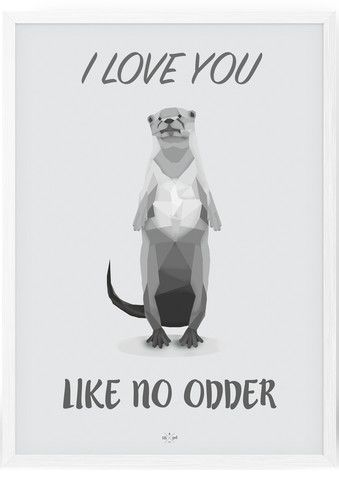 Love like no odder! / Limited Edition - Hipd.dk