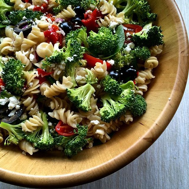 Quinoa Pasta Salad for the Bachelor Finale ... Made with ...