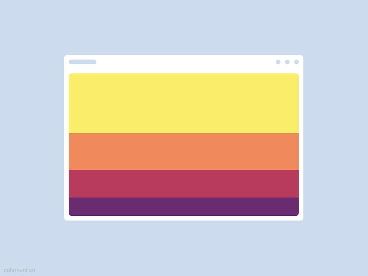 The Color Tab Chrome extension by Color Hunt fills your screen with refreshing color palettes from the best of Color Hunt.  Get It Here