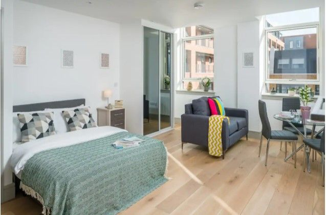 Stylish 1 Bed Flat In Seven Sisters London Apartments For Rent In Greater London Cheap Apartments In London London Apartment Rent In London Cheap bedroom apartments for rent