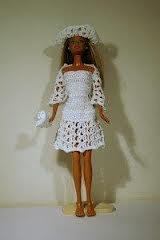 barbie uncinetto - Google-Suche