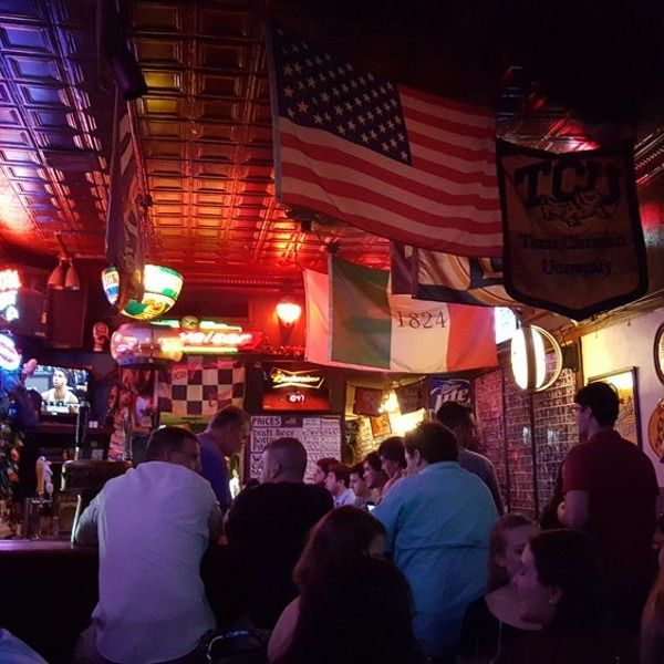 Sometimes you want to go where nobody knows your name, the dress code of the DOW industrial average. You want to go to a dive bar, where it's...
