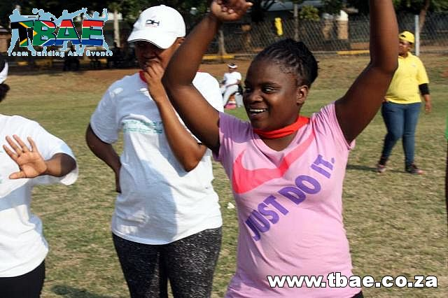 Ephraim Mogale Municipality Tribal Survivor team building #tribalsurvivor #teambuilding #tbae