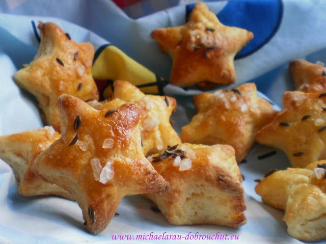 Dobrou chuť: Česnekové hvězdičky