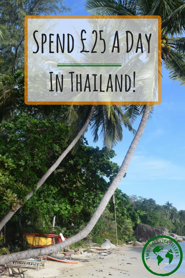 Is Thailand cheap? Will you be able to stick to your budget in the Land of Smiles? Can you really spend less than £25 a day and not be bored out of your brains? Yes, yes and definitely yes!