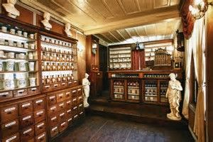 Image result for interior mckinley museum and pharmacy images